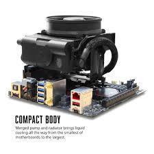 amazon com masterliquid maker 92 all in one hybrid intel cpu