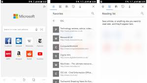 how to get on android how to get microsoft edge on android tech advisor