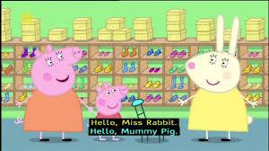 peppa pig series 1 shoes subtitles