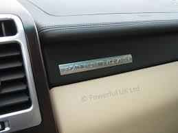 range rover silver interior range rover interior dash badge decal l322 2006 12 dam500590mvm