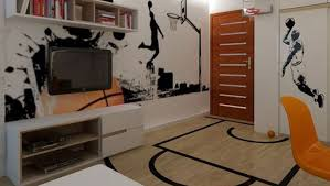 chambre basketball 20 sporty bedroom ideas with basketball theme home design and