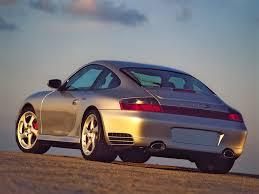 silver porsche carrera 2002 porsche 911 carrera 4s silver rear angle 1024x768
