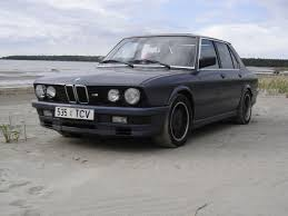 new bmw m5 usa e28 1986 1988 cars wallpapers and specification