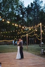 Elegant Backyard Wedding Reception by If You Ask Me Which Wedding Is Number One For Feeling Comfy And