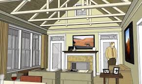 5 dream house plans with vaulted ceilings photo house plans 46978