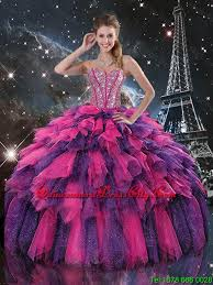 quinceanera dresses 2016 2016 luxurious beaded and sweetheart quinceanera dresses in multi