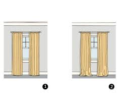 how long should curtains be 122 best curtains images on pinterest window dressings curtain