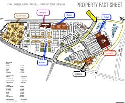 Cary Map Lori Bush Parkside Town Commons U2013 Carycitizen