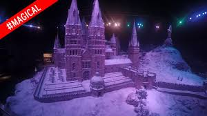 harry potter warner bros studio tour london will bring snow back