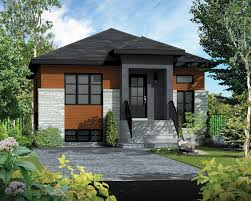 contemporary style house plan 2 beds 1 00 baths 797 sq ft plan