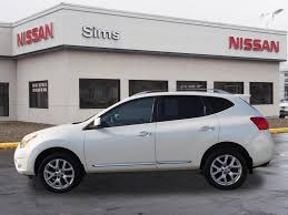 used 2011 nissan rogue sv warren oh sims nissan