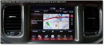 touch screen radio for dodge charger 2011 dodge charger car review road test