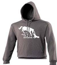 stable express horse hoodies