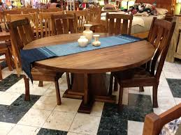 Craftsman Dining Table by Solid Walnut