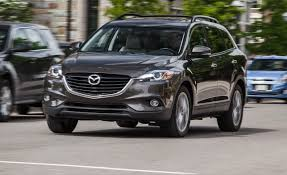 pictures of mazda cars 2015 mazda cx 9 u2013 review u2013 car and driver