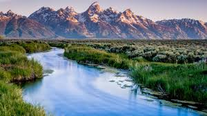 Beautiful Places On Earth by Beautiful Places On Earth Grand Teton National Park Landscape