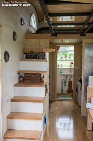 Tiny House Living Room by The Pequod Tiny House