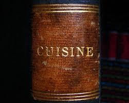 vieux livre de cuisine recette de clafoutis aux cerises