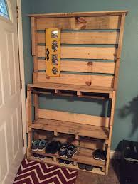 shoe rack u2022 1001 pallets