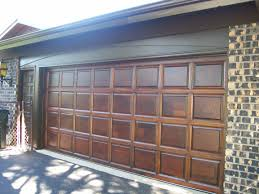 Overhead Door Olathe Ks by Stained Garage Doors Wageuzi
