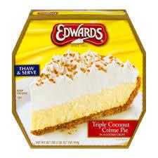 edwards pumpkin creme pie 25 9 oz walmart com