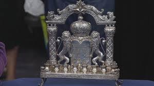 antique menorah 20th century german silver hanukkah menorah antiques roadshow pbs