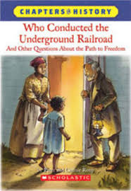 scholastic the first thanksgiving who conducted the underground railroad by peter roopconnie roop