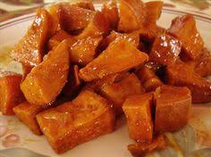 thanksgiving candied sweet potatoes recipe thanksgiving