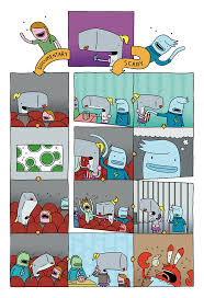 spongebob comics u2014 travis nichols