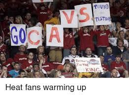 Heat Fans Meme - pound piston toth kinc heat fans warming up meme on astrologymemes com