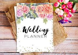 wedding planner organizer the ultimate wedding planner printable wedding planner