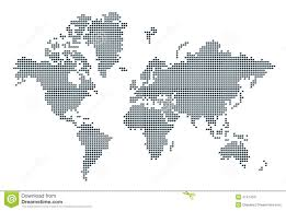 world map stock image world map stock vector image of black background 47474251