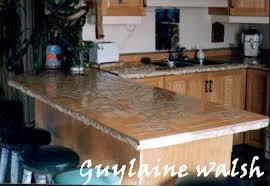 comptoir de c駻amique cuisine comptoir de cuisine en céramique copy photo de créations