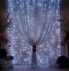 christmas lights behind curtains christmas ideas