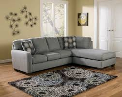 Small Sleeper Sofas Furniture Intriguing Gray Small Sectional Sleeper Sofa With