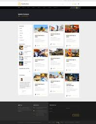 contractor u2013 construction building company theme by kingkongthemes
