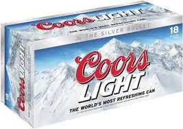 coors light 18 pack craft beer tap into the nutty irishman