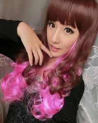 aliexpress com buy 70cm long fashion harajuku wig women