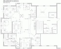 online office floor plan design