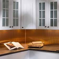 Copper Penny Tile Backsplash - backsplash kitchen copper backsplash ideas copper backsplash