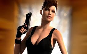 angelina jolie as lara croft wallpapers 41 awesome game wallpapers album on imgur