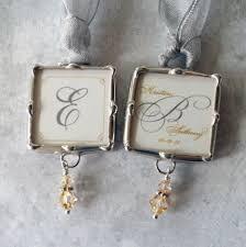 personalized pendants 1 bridesmaid bouquet charm wedding bouquet charm monogram charm