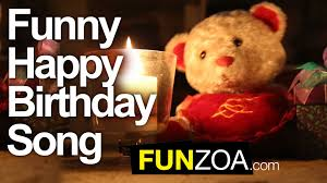 singing text message for birthday happy birthday song teddy sings birthday