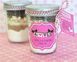 jar favors personalized bridal shower jar favors