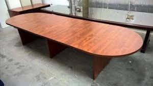 12 ft conference table new 12 ft racetrack conference table madison liquidators