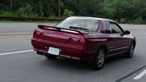 nissan skyline t shirt driving an r32 in america r32 gts t skyline review youtube