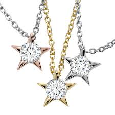 star necklace with diamonds images Why every girl deserves a star hof girl hearts on fire jpg