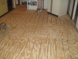 Laminate Flooring Over Radiant Heat Warmboard Vs Heatply Radiant Heat U2014 Heating Help The Wall
