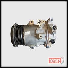 lexus lx450 alternator toyota hiace a c compressor 2tr 2 7 petrol ac pump denso 447260