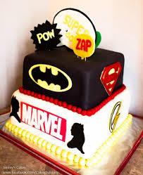 dc comics u0026 marvel superheroes birthday cake cakecentral com